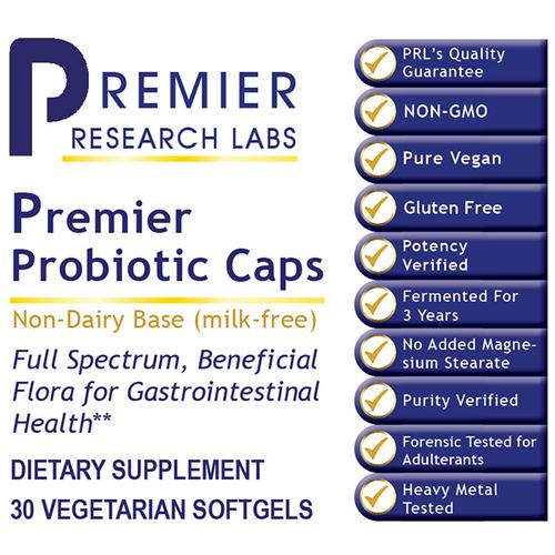 Probiotic Caps, Premier -