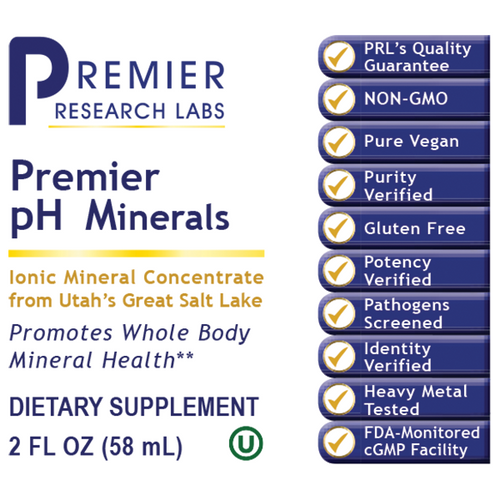 pH Minerals, Premier -