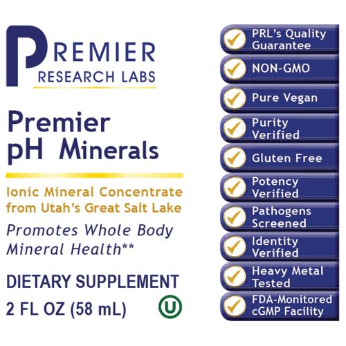 pH Minerals, Premier (2 oz)