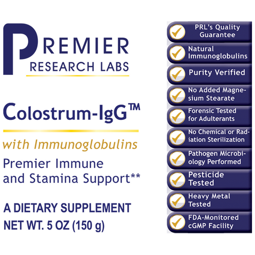 Colostrum-IgG'™ Powder