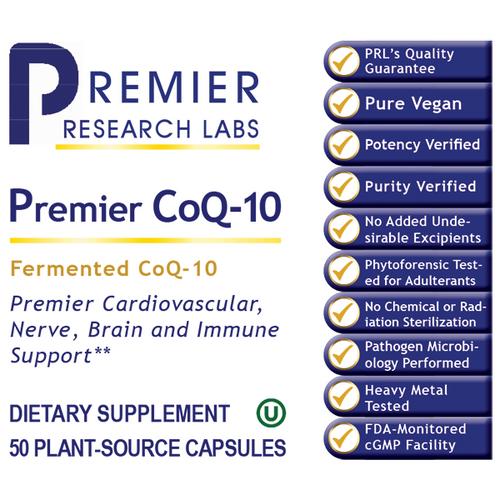CoQ-10, Premier