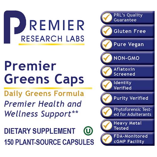 Greens, Premier (Caps)