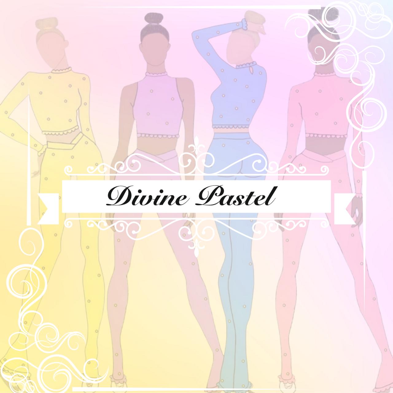 Divine Pastel Collection