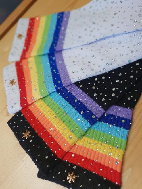 Sparkle Rainbow Sock