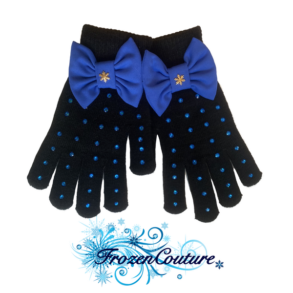 Luxe Bow Gloves
