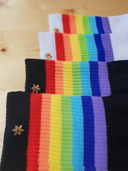 Rainbow Sock