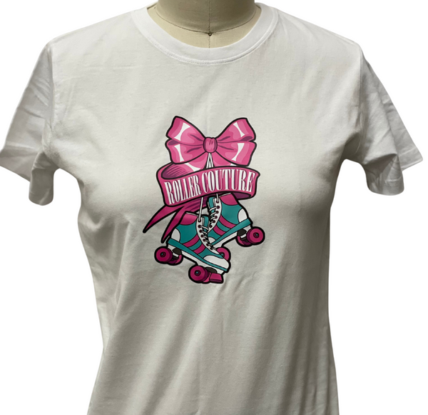 Roller Bow Tee