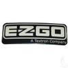 Emblem, E-Z-Go RXV