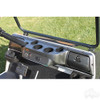 Dash, Carbon Fiber 4 Cup, Club Car