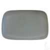 Seat Back Cushion (Thin), Dove Gray, Club Car Utility