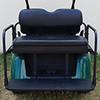 RHOX Rhino Seat Kit, Black, E-Z-Go RXV
