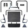 RHOX Rhino Seat Kit, Black, Yamaha Drive2