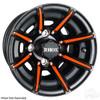 RHOX Color Wheel Insert, Orange, Bag of 8 for RX150 Series Wheels