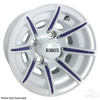 RHOX Color Wheel Insert, Purple, Bag of 8 for RX150 Series Wheels