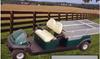 "Flat Beds 6"" Tilt Flat Bed EZ-GO TXT (Cart Not Included)"