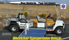 """Transporter XL Wheelchair Transportation Kit w/ 10"""" Stage (Cart Not Included)"""
