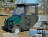 M&M Soft Cabs CA295SE/XRT1550SE with Lexan Windshield & Wipers (Cart Not Included)