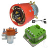 Navitas 5-0K Street Throttle Motor Controller Combo