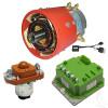 Navitas 5-0K Mild Hills Throttle Motor Controller Combo