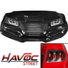 Yamaha G29 Drive 2007-2016 Black HAVOC Street Body Kit