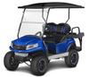 DoubleTake Phoenix Golf Cart Body Kit IN Blue