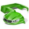 DoubleTake Phoenix Golf Cart Body Kit Lime Club Car