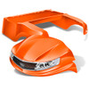 DoubleTake Phoenix Golf Cart Body Kit Orange Club Car