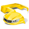 DoubleTake Phoenix Golf Cart Body Kit Yellow