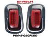 Yamaha Drive LED Taillights - Carbon Fiber