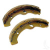 Brake Shoes (Set of 2), E-Z-Go RXV, E-Z-Go Med/TXT 4 Cycle Gas 97+, Electric 96+, Workhorse 96+