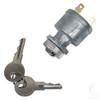 Key Switch, 2 terminal, E-Z-Go 81+