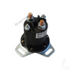 Solenoid, Heavy Duty, 12V Four Terminal Copper, Club Car Gas 84+ (Different Foot Pattern)