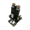 Solenoid, 36V Four Terminal Silver, Club Car DS Electric 88-05.