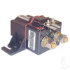 Solenoid, 48V Four Terminal Copper, Club Car 95+ Electric