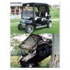 Club Car IQ - 300 Amp Regen - 14 mph & 5 % More Torque -5k-0