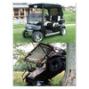 Club Car PDPlus - 300 Amp Regen - 14 mph & 5 % More Torque -5k-0