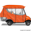 4 Passenger Enclosure Orange