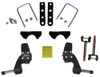 "Jake's Club Car Precedent 3"" Spindle Lift Kit (Fits 2004-Up) (6232-3ld) Golf Cart Lift Kit"