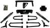 Jake's Yamaha Long Travel Kit (Models G29/DRIVE) (7416) Golf Cart Lift Kit