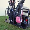 Universal Rear Bag Rack