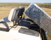Drive Aluminum Dump Box w/Hardware 35x41x12  Hand Operated Dump Box