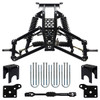 "RHOX BMF 7"" A-Arm Lift Kit, E-Z-Go TXT Electric 01.5+, Gas 01.5-08.5"