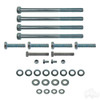 "RHOX 4"" Standard A-Arm Lift Kit for Club Car Precedent, Tempo & Onward Gas and Electric 2004-Up"