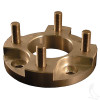 "Wheel Spacer Hub, 1"" w/ Stainless Steel Bolts"
