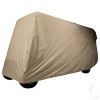 "Storage Cove for 6 Passenger Carts with Up to 119"" Tops, Nylon"