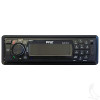 Pyle-In Dash AM/FM/MPX, Bluetooth Digital Media Receiver w/MP3 Playback, USB/SD/Aux Inputs-No Spkrs