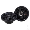 """Crunch 5.25"""" 250W Max Coaxial Speakers, Set of 2"""