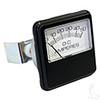 30A Square Gauge  Ammeter