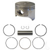 Piston and Ring Set, +.25mm for  E-Z-Go 4-cycle Gas 92+ 350cc
