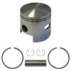 Piston and Ring Assembly, One Port Standard Size for E-Z-Go 2-cycle Gas 80-88